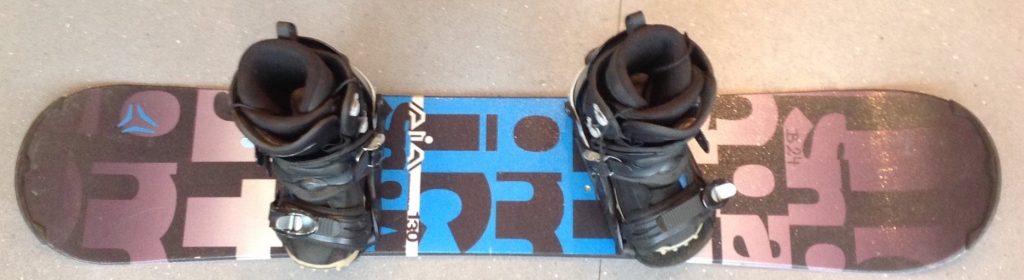 ATOMIC snowboard akció